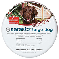 Seresto flea collar